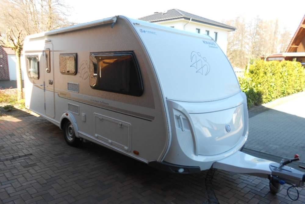 Wohnmobil mieten in Verl von privat | Knaus  Südwind 500 EU Limited Edition Knaus 500 EU Klima Mover TV Einzelbetten oder Großraumbett