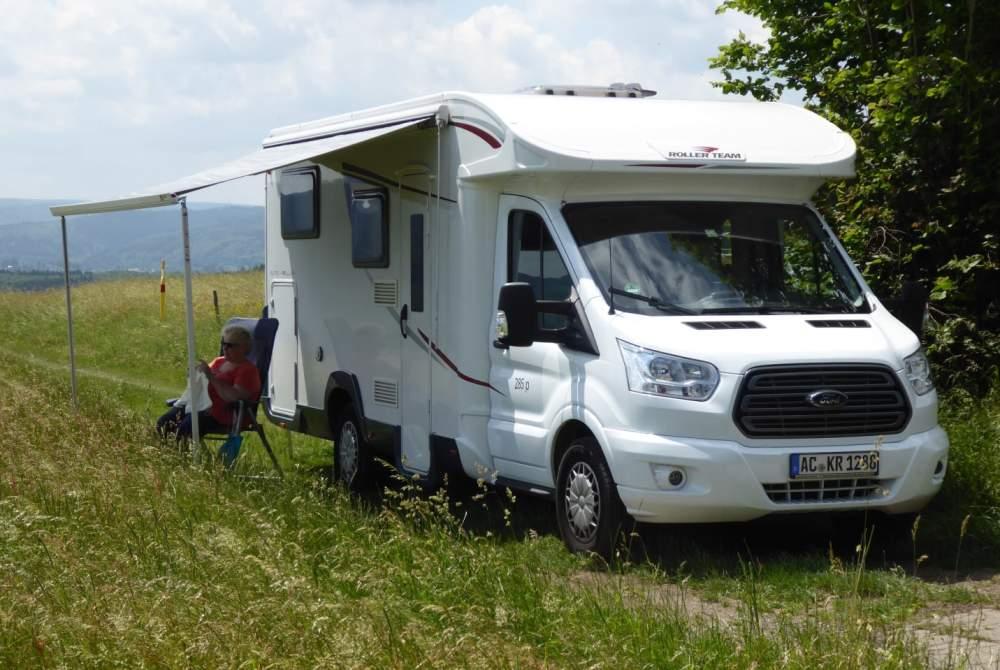 Wohnmobil mieten in Alsdorf von privat | Autoroller Muro