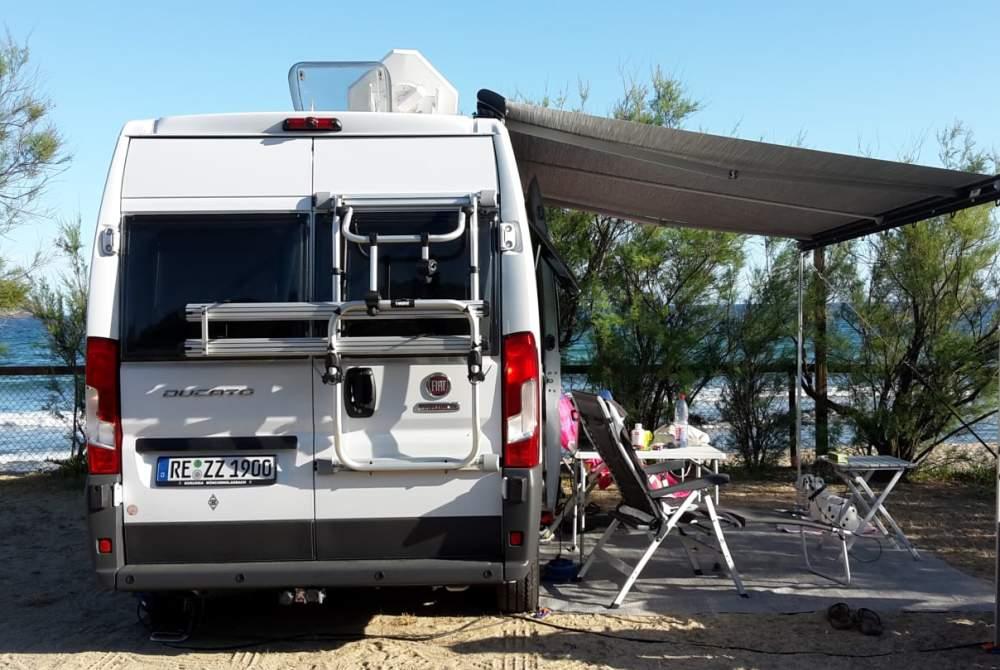 Wohnmobil mieten in Marl von privat | Malibu Carthago Malibu