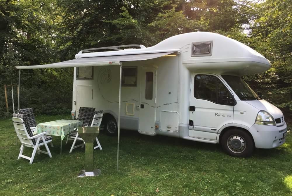Wohnmobil mieten in Barsinghausen von privat | Renault Kimu 101