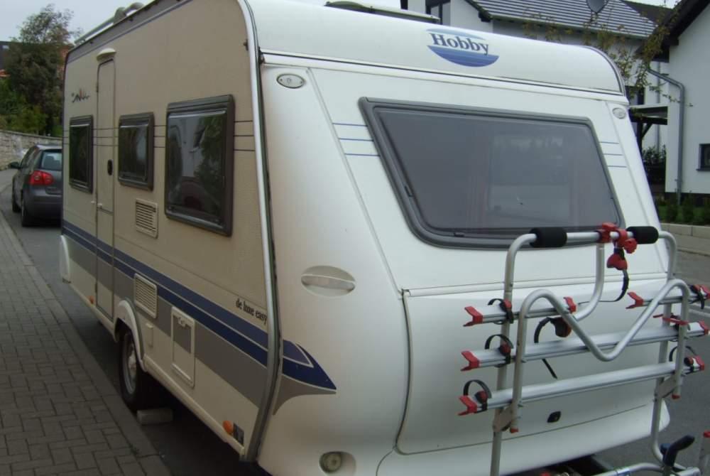 Wohnmobil mieten in Essenheim von privat | Hobby Hobby De Luxe Easy