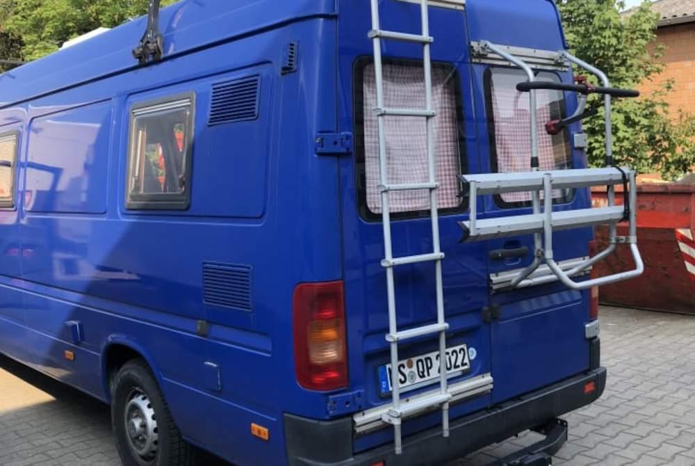 Wohnmobil mieten in Münster von privat | Volkswagen VW LT 2.8TDI