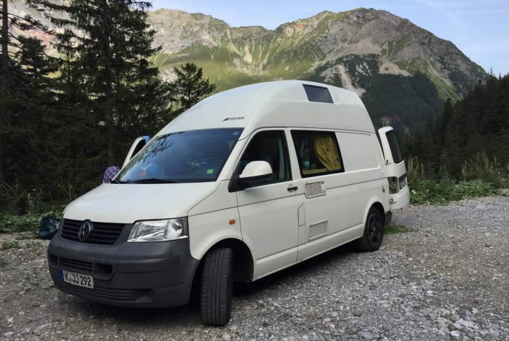 Wohnmobil mieten in Köln von privat | Volkswagen Jonas VW Bus