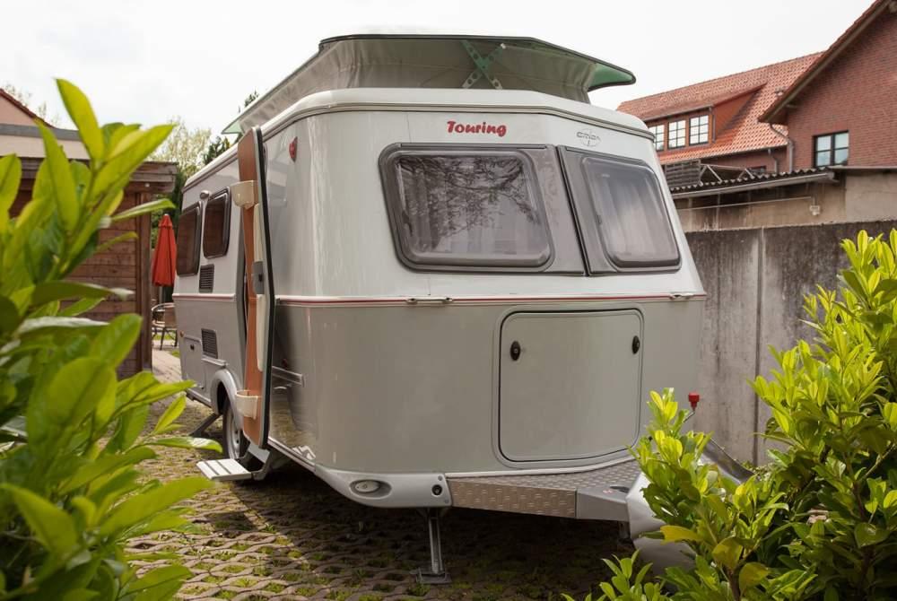 Wohnmobil mieten in Bielefeld von privat | Hymer/ Eriba M. Claubert