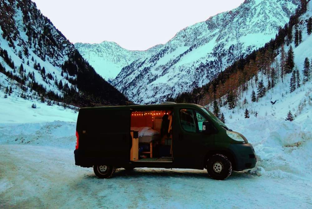 Wohnmobil mieten in München von privat | Citroen Jane