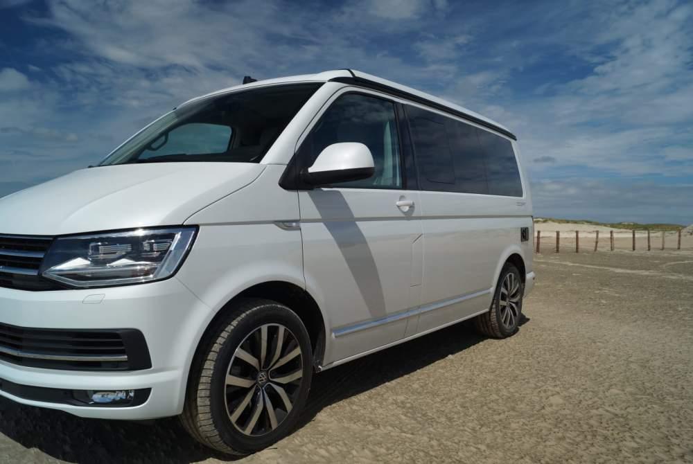 Wohnmobil mieten in Gera von privat | Volkswagen Cali Coast