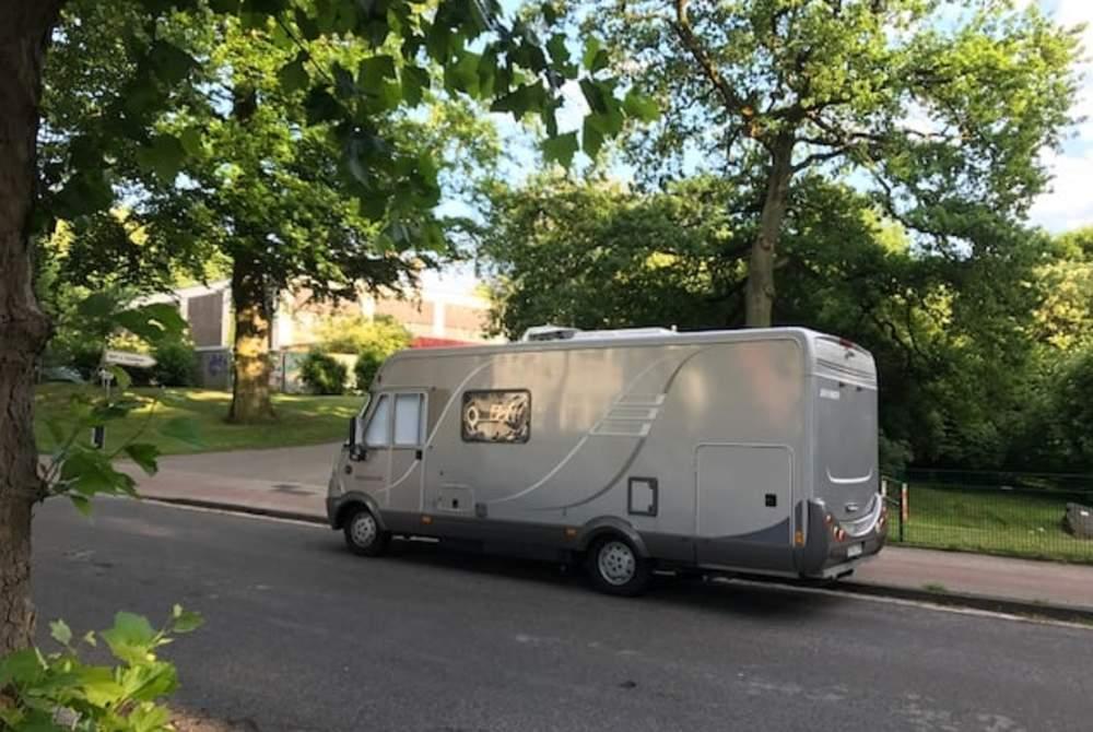 Wohnmobil mieten in Essen von privat | Hymer Hymer Camino
