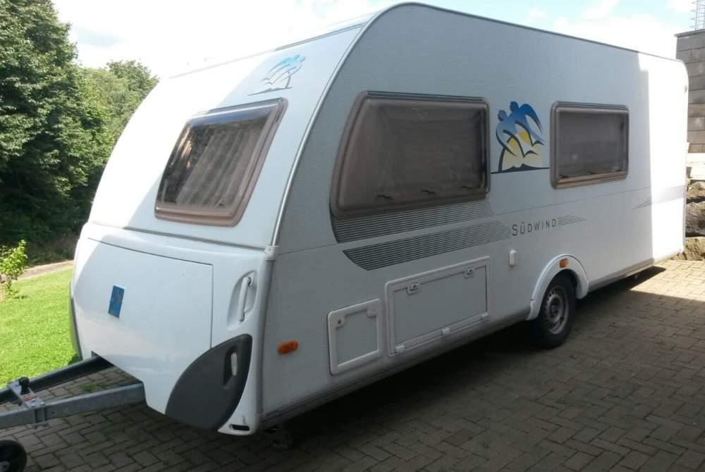 Wohnmobil mieten in Wickede (Ruhr) von privat | Knaus Klima-Knäusel
