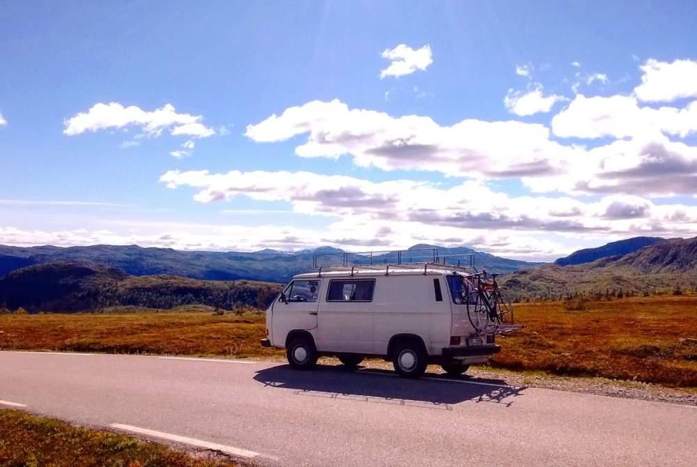 Wohnmobil mieten in Gundelfingen von privat | Volkswagen Bullibus