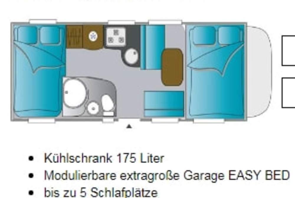 Wohnmobil mieten in Dresden von privat | Challenger Ehwaz