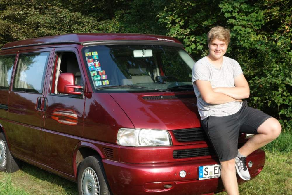 Wohnmobil mieten in Stuttgart von privat | Volkswagen LeoCamper