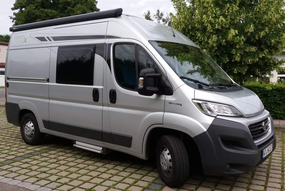 Wohnmobil mieten in Sankt Blasien von privat   Fiat Wohnmobil Pössl