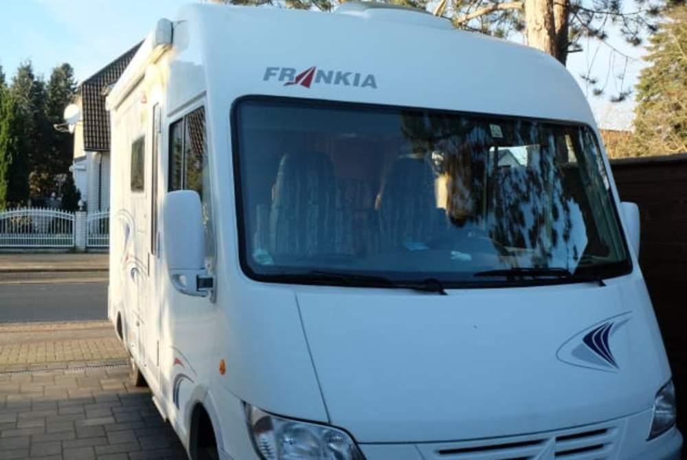 Wohnmobil mieten in Hannover von privat | Frankia - MAJA MOBIL MAJA MOBIL