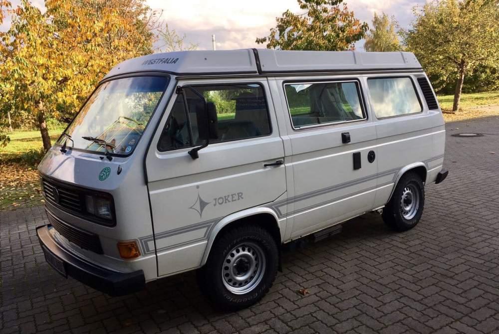 Wohnmobil mieten in Mönkhagen von privat | Volkswagen Werner