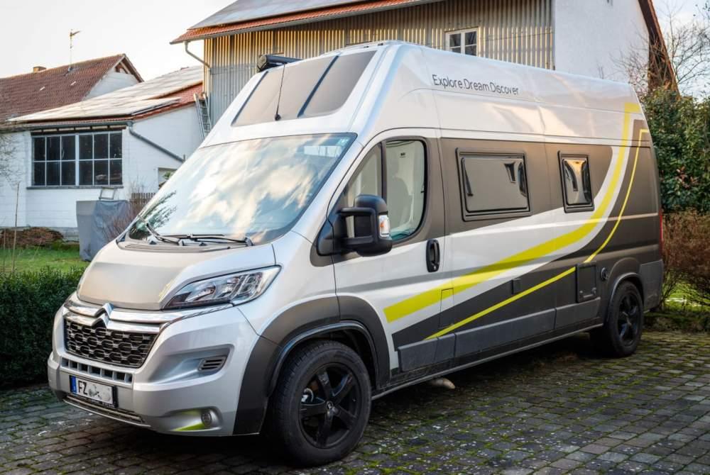 Wohnmobil mieten in Gudensberg von privat | Citroën  Kiano