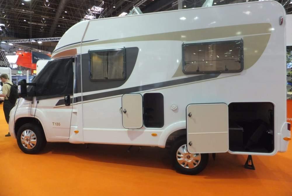 Wohnmobil mieten in Kelberg von privat | Carado T 135 Handlich wie ein Kastenwagen, Komfort und Platz wie ein großer