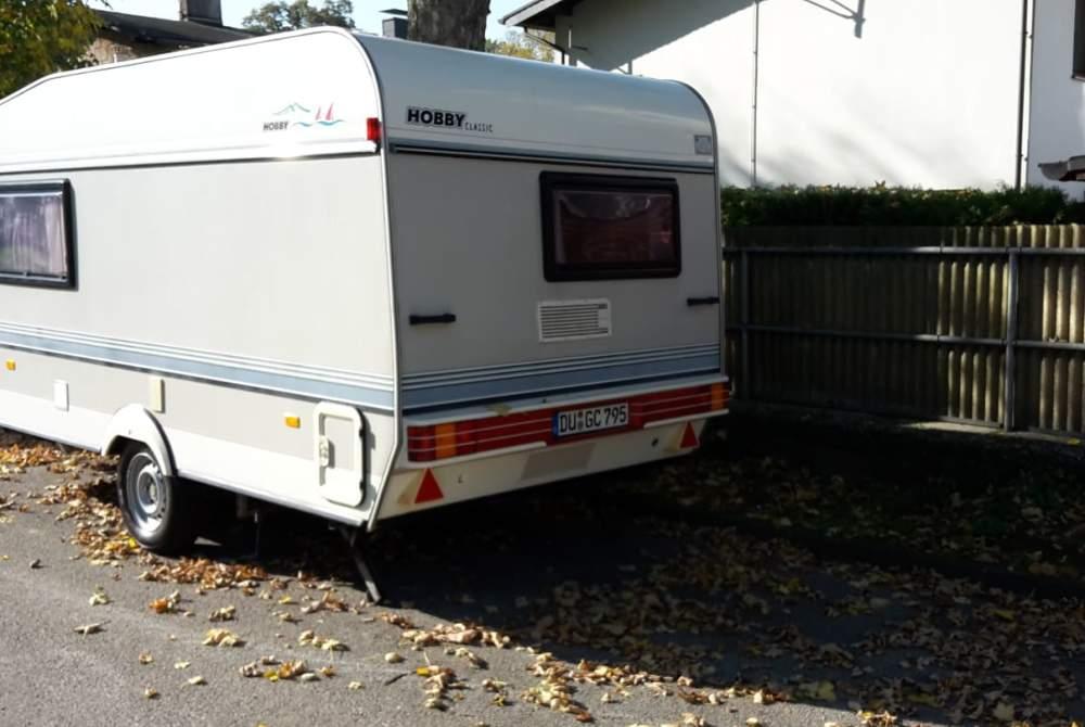 Wohnmobil mieten in Duisburg von privat | Hobby kato