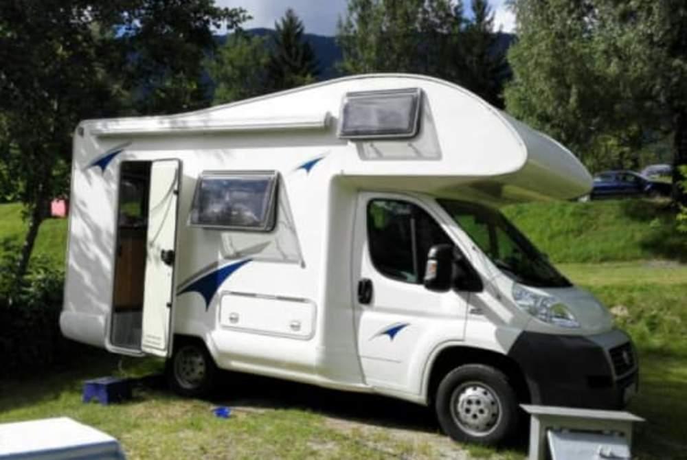 Wohnmobil mieten in Tettnang von privat | Fiat Ducato Mc Lois 610