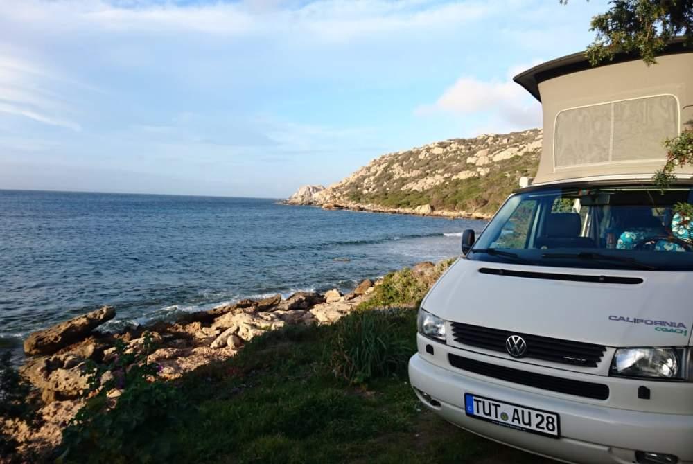 Wohnmobil mieten in Tzaramonte von privat | Volkswagen Pecora Bianca