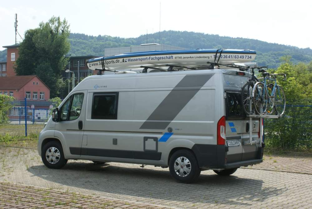 Wohnmobil mieten in Jena von privat | Fiat Sun Living V60SP Lido Hybrid R2D2 Fiat