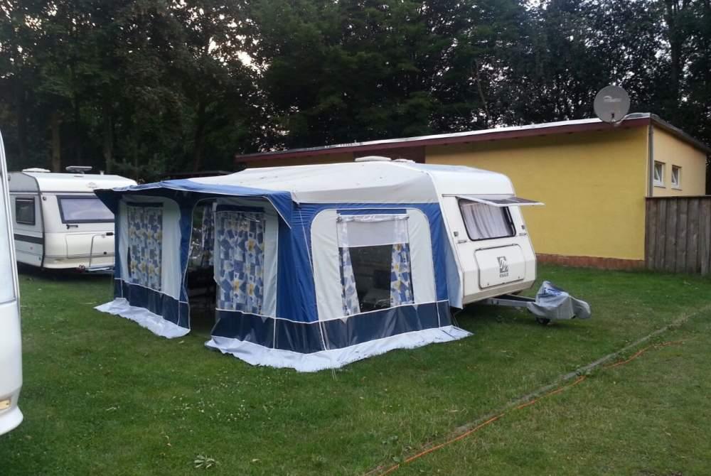 Wohnmobil mieten in Gera von privat | Knaus Country  Wohnwagen