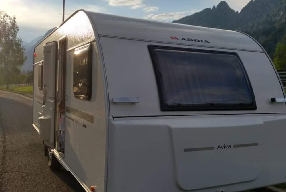 Wohnmobil mieten in Augsburg von privat | Adria Gongolo