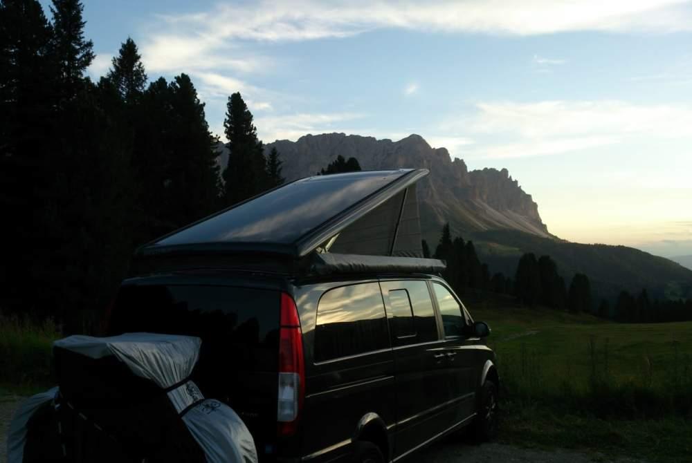 Wohnmobil mieten in Burgberg im Allgäu von privat | Mercedes Benz Marco-Polo zum Reisen