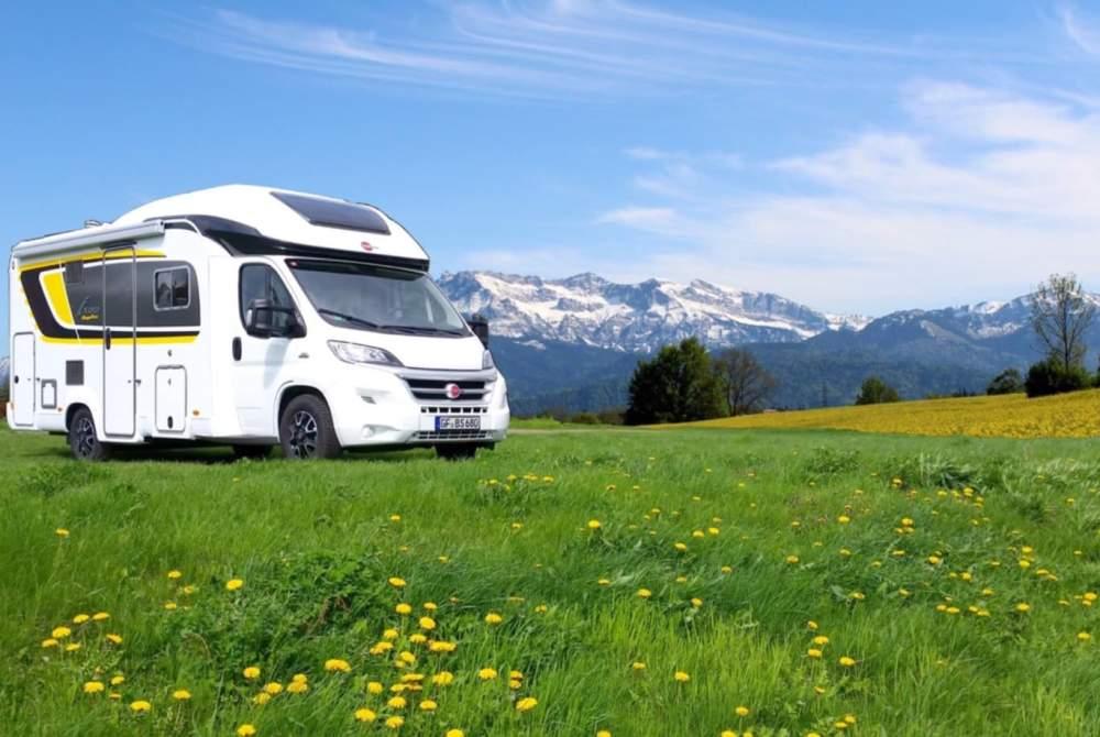Wohnmobil mieten in Vordorf von privat | Bürstner IXEO 680