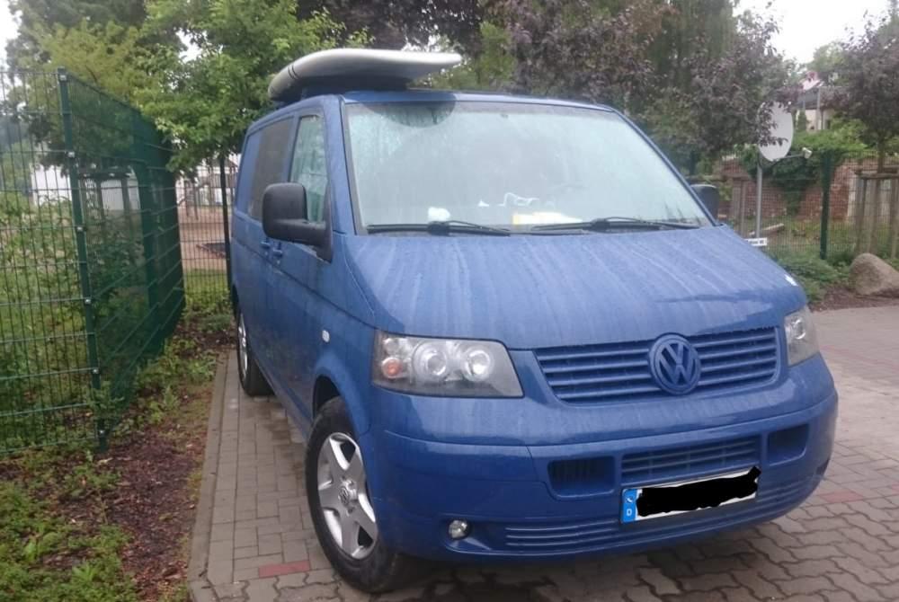 Wohnmobil mieten in Bad Doberan von privat   Volkswagen Blue Marlin