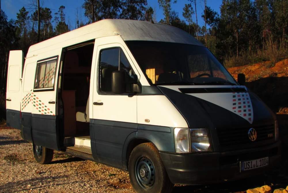 Wohnmobil mieten in Coimbra von privat | Volkswagen Oskar