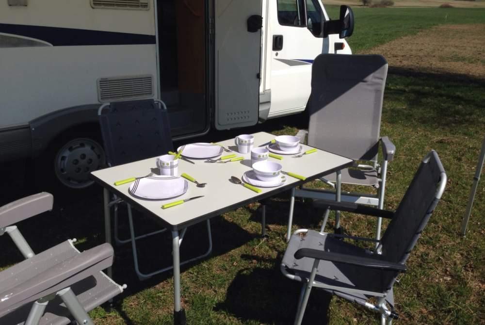 Wohnmobil mieten in Löffingen von privat   Fiat Ducato 244 Hausi   Reisen mit Baby