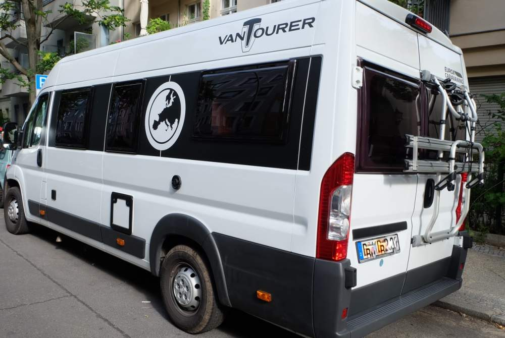 Wohnmobil mieten in Berlin von privat | Fiat Ducato Saluki