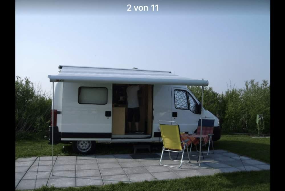 Wohnmobil mieten in Münster von privat | Citröen Jumper