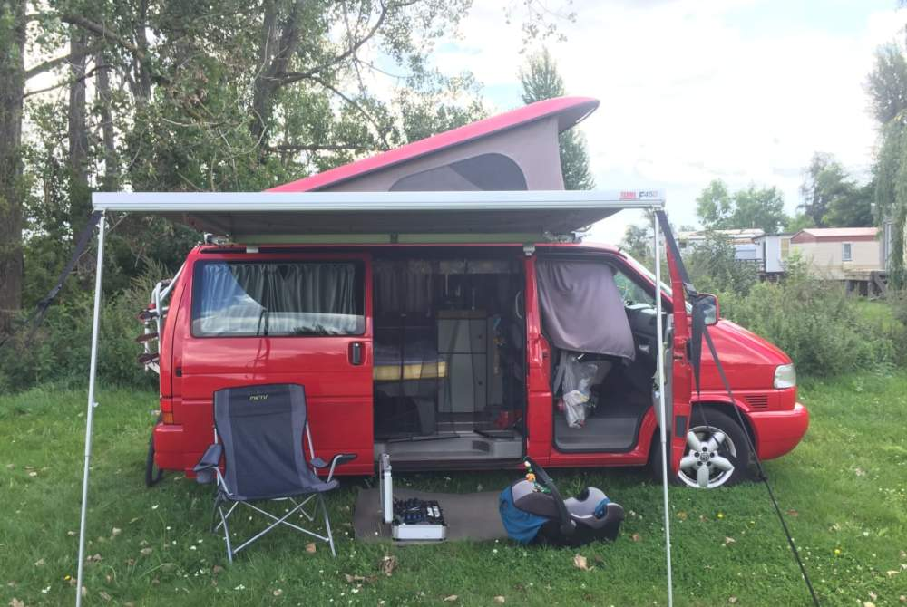Wohnmobil mieten in Halle (Saale) von privat | Volkswagen Käpt´n Balu