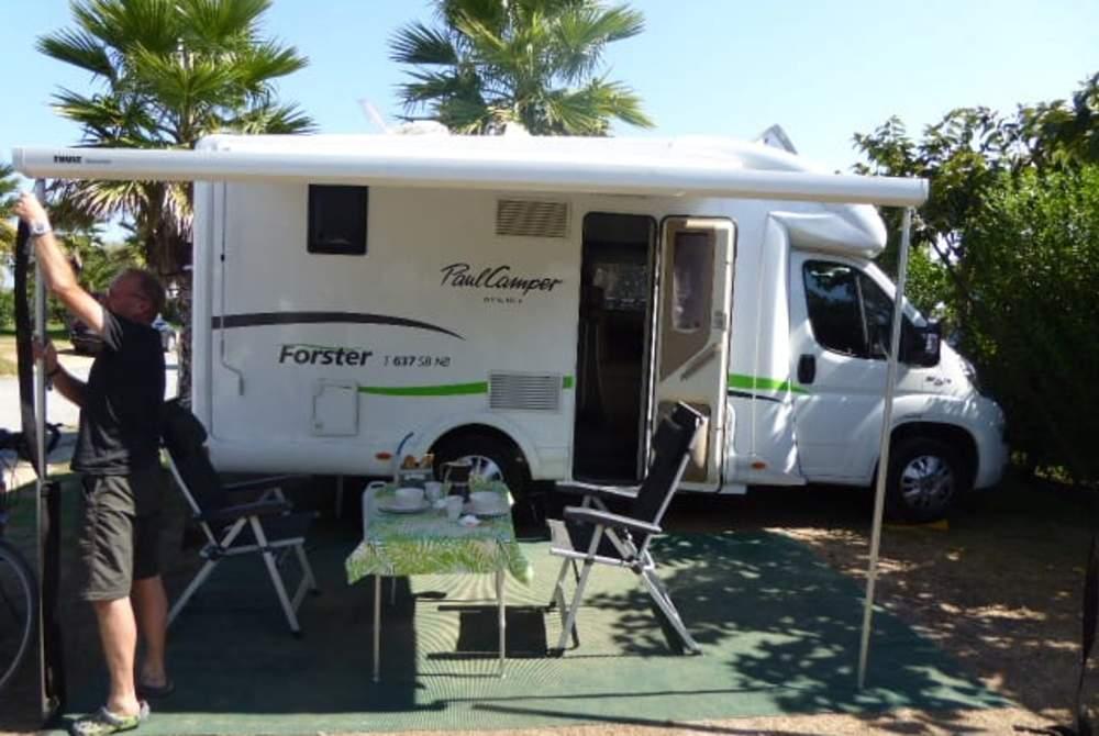 Wohnmobil mieten in Jüchen von privat | Forster DYCKI - Duo