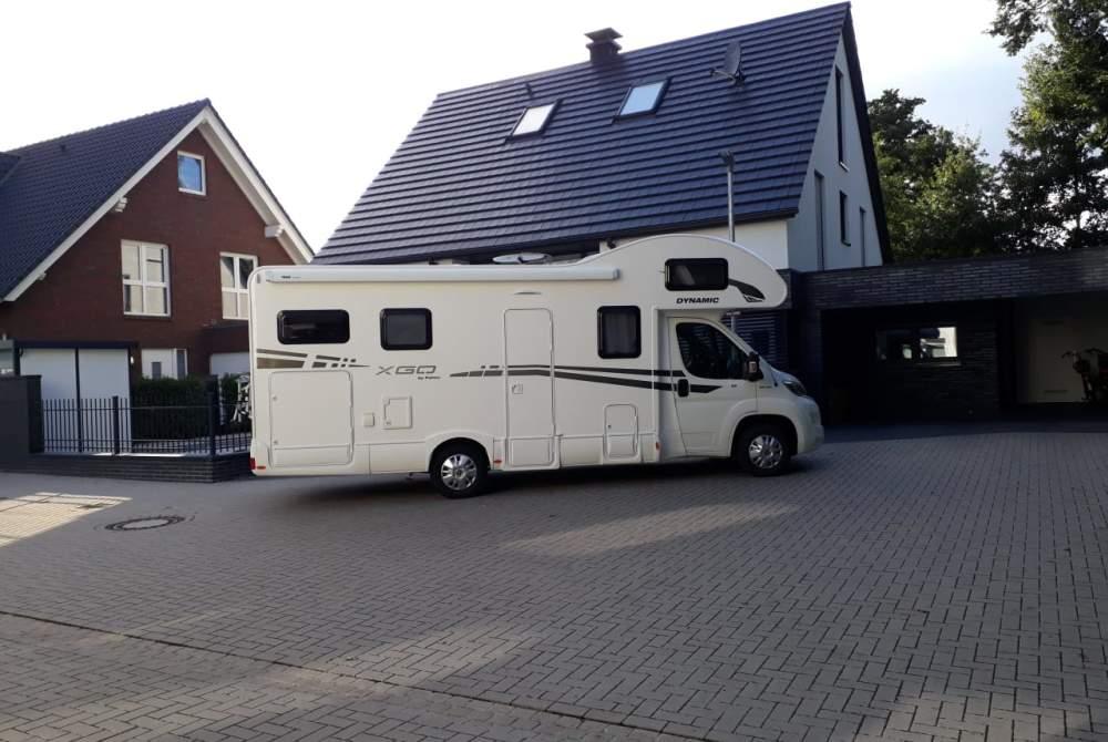 Wohnmobil mieten in Greven von privat | Rimor XGO 28 G Tell