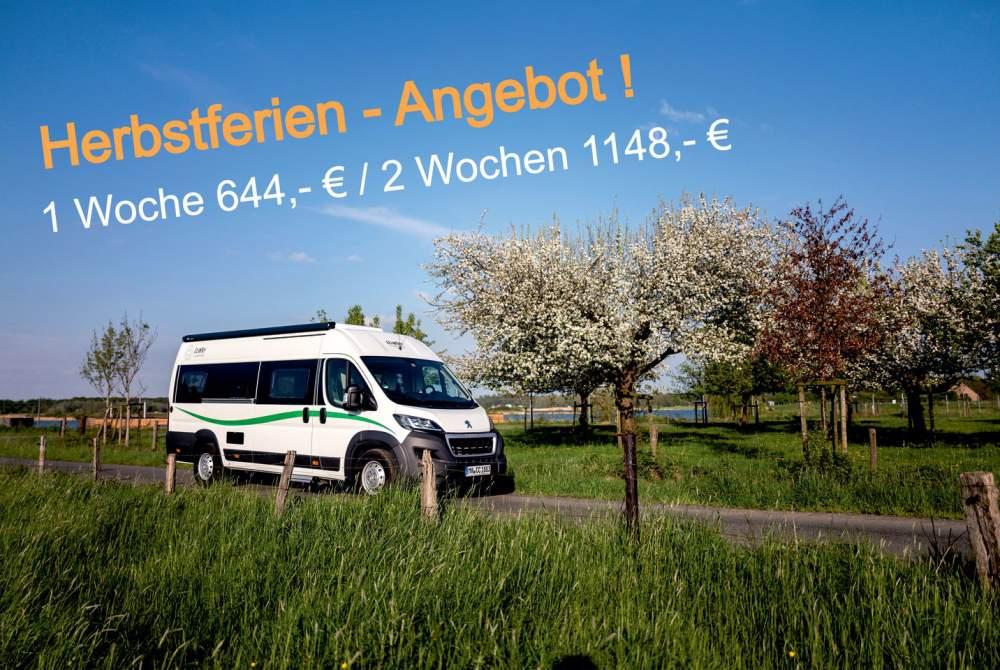 Wohnmobil mieten in Oberhausen von privat | VanTourer CountryCamper 2