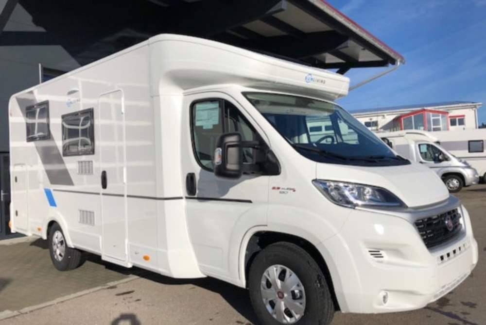 Wohnmobil mieten in Fürth von privat | Sun Living Sunny