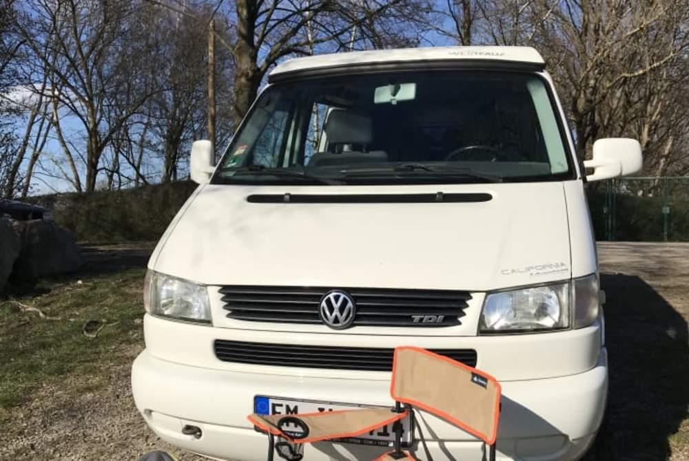 Wohnmobil mieten in Denzlingen von privat | Volkswagen Emil