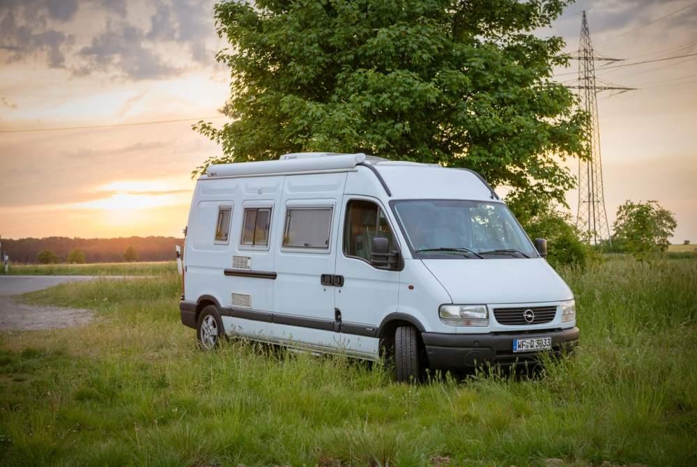 Wohnmobil mieten in Wolfenbüttel von privat | Opel Denver's