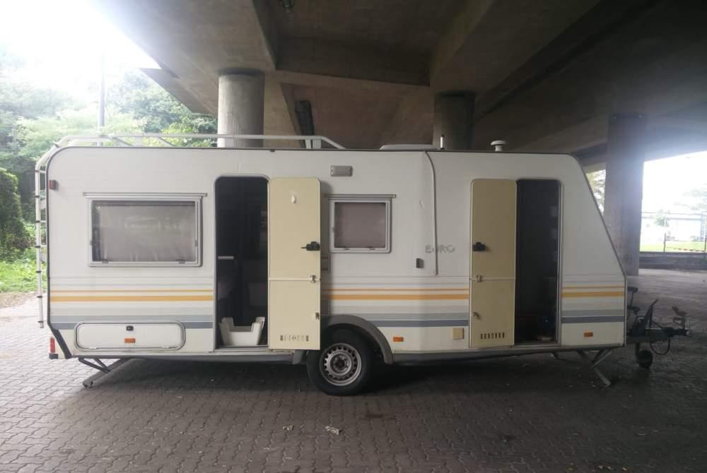 Wohnmobil mieten in Karlsruhe von privat | Knaus Eurobummler
