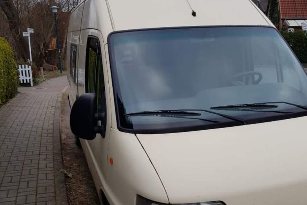 Wohnmobil mieten in Bernau bei Berlin von privat | Peugeot Eggbert