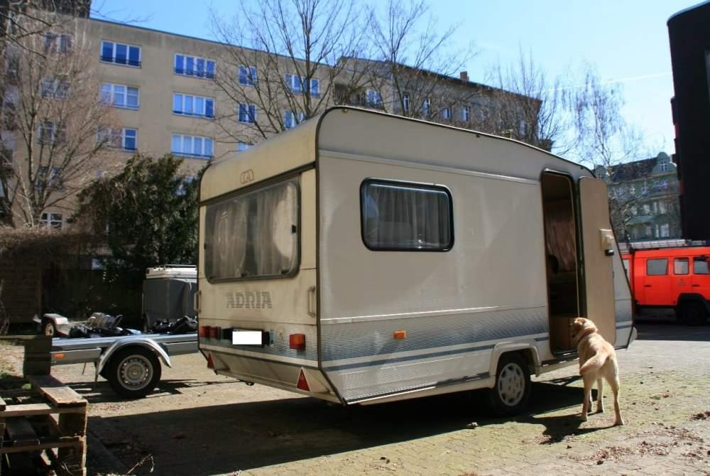 Wohnmobil mieten in Berlin von privat | Adria Kosmonaut