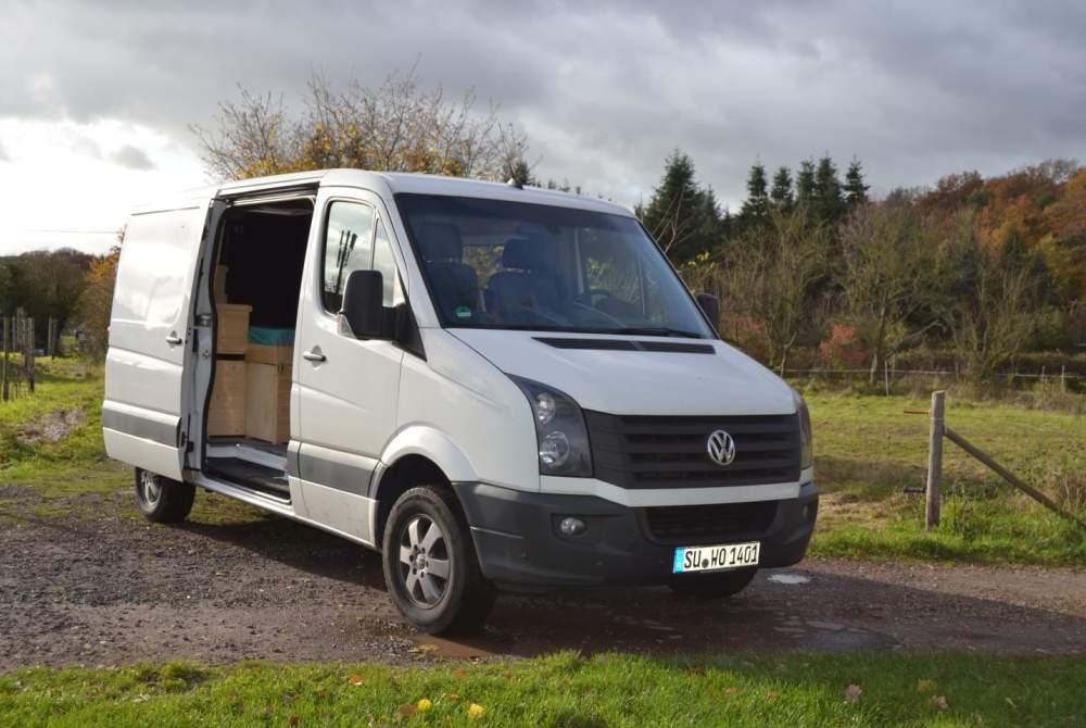 Wohnmobil mieten in München von privat | Volkswagen Crafti