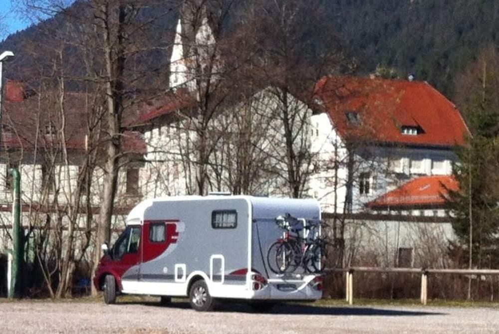Wohnmobil mieten in Fürth von privat | Ford Kleeblatt