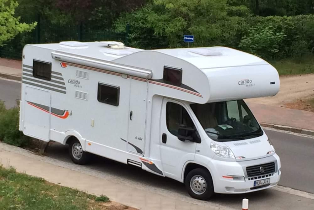 Wohnmobil mieten in Waren (Müritz) von privat | Carado A464 WOMI Carado A464