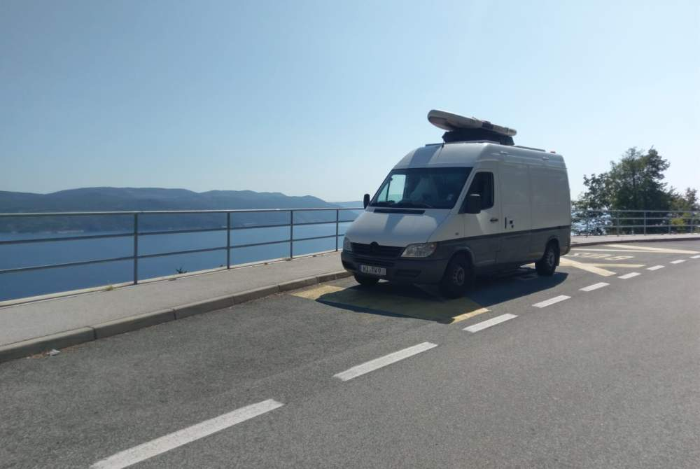 Wohnmobil mieten in Kiel von privat | Mercedes Benz  Josi