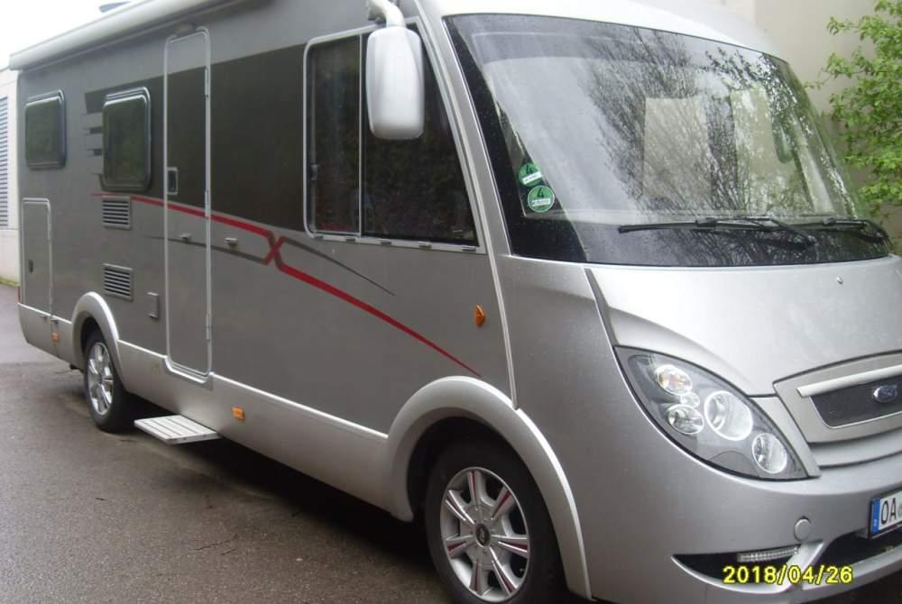 Wohnmobil mieten in Durach von privat | Ford puschel