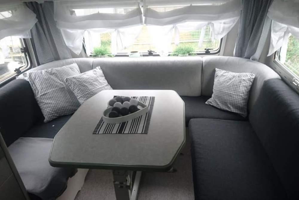 Wohnmobil mieten in Weissach von privat | Knaus ★ DÖRTE ★