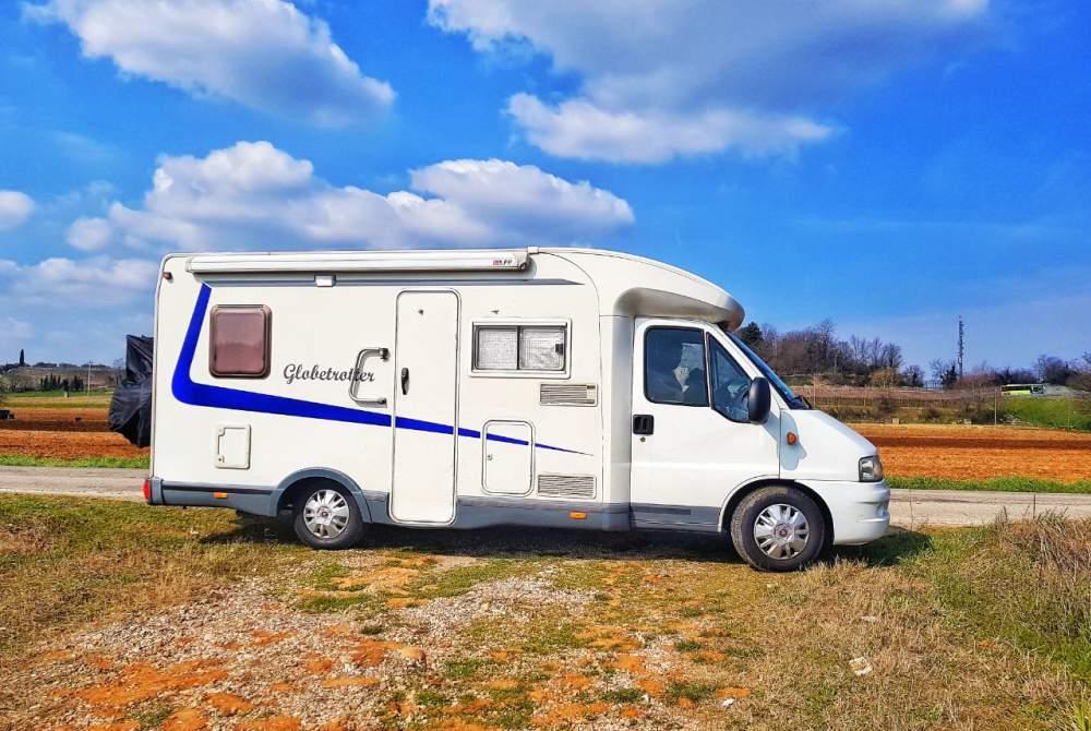 Wohnmobil mieten in Bernau bei Berlin von privat | Fiat Ducato Maxi 2,8JTD Globi 1